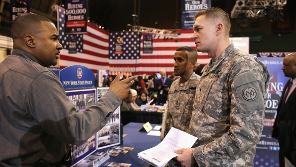 Accenture Grant to Help Expand Syracuse University's Veteran Career Transition Initiative