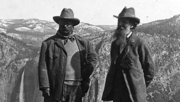 Camping in Yosemite With the U.S. President