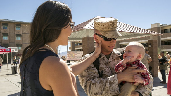 Survey: Family separation concerns top pay and benefits as key issue for troops, spouses