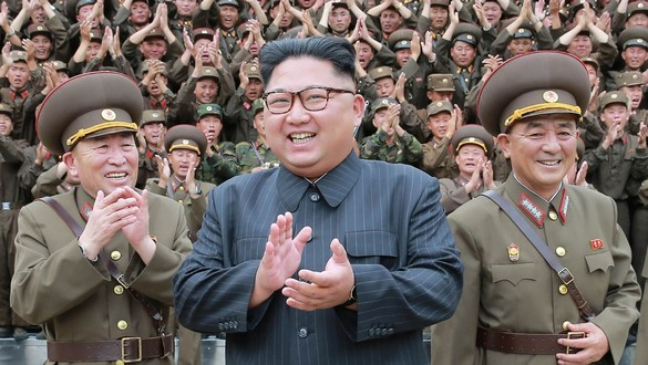 Think tank and intelligence agency partner for public reports on North Korea