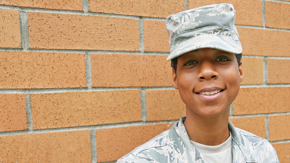 Face of Defense: Airman Continues Family's Commitment to Service