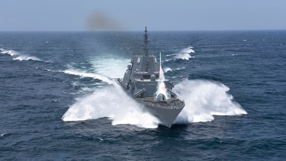 Lockheed planning big shift away from LCS propulsion system for its future frigate offering