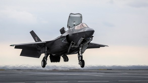 Japan's potential buy of 100 more F-35s would have big international significance