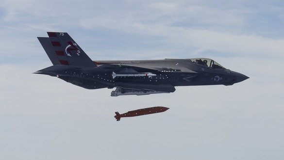 Pentagon considers an ICBM-killing weapon for the F-35, but is it affordable?