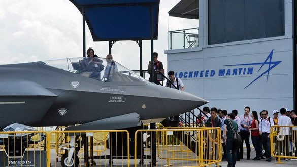 Singapore wants the F-35 to replace its F-16s