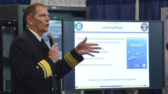 Navy looks to expand the reach of its information warfare teams