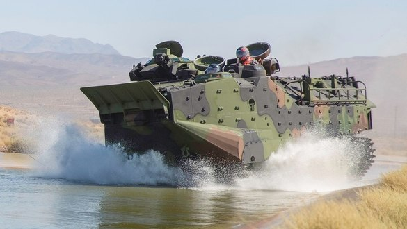Spain cleared to buy American assault amphibious vehicles