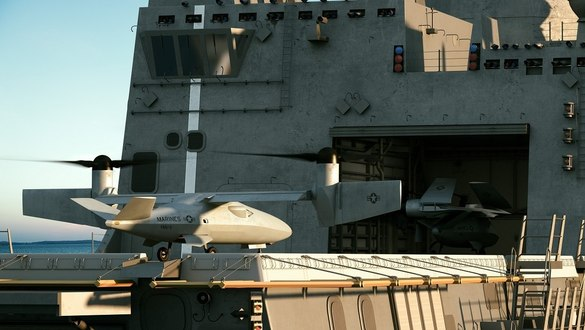 The Corps' future high-tech MUX drone program is not dead ― here's where it's at