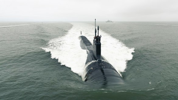 The US Navy, facing a shortfall, aims to ink an enormous attack sub contract next month