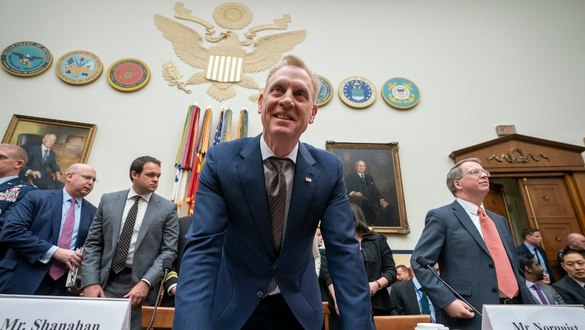 Shanahan cleared in Pentagon investigation