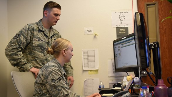The latest step in the Air Force's Enterprise IT as a Service plan