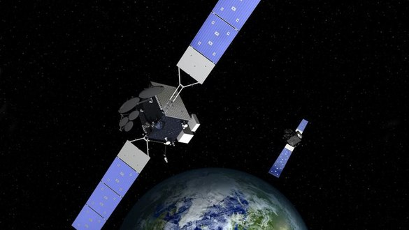 How 2 Space Norway satellites will help the Air Force in the Arctic