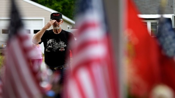 Thousands of motorcyclists ride in honor of 7 Marine Jarheads bikers killed