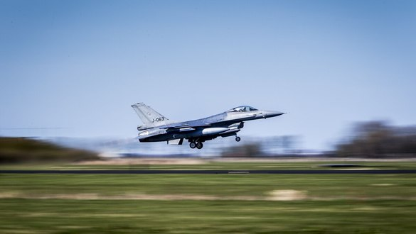 Bulgaria approves draft deals to buy F-16s in record defense procurement
