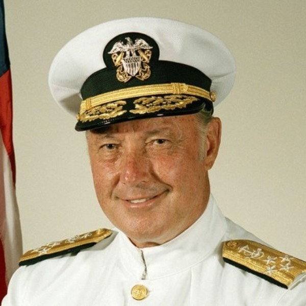 "​Admiral James""Ace"" Lyons, Jr., U.S. Navy Retired"