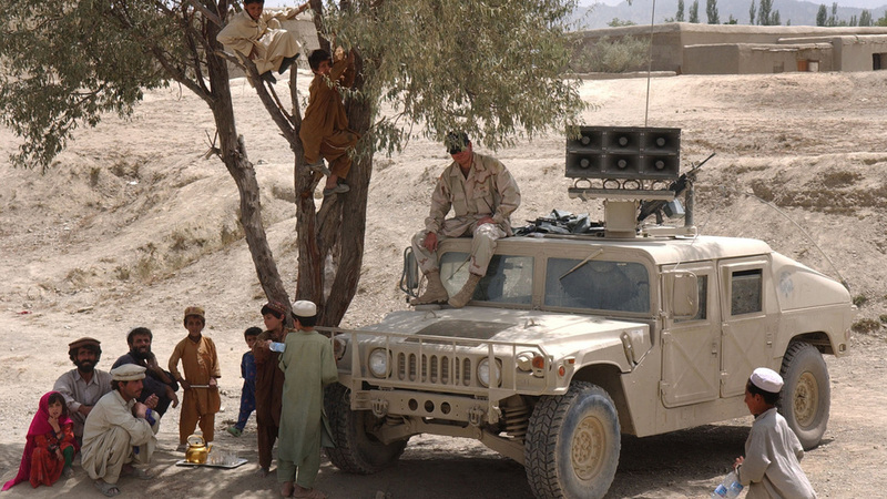 Leaving Afghanistan: An Achieveable and Practical Solution