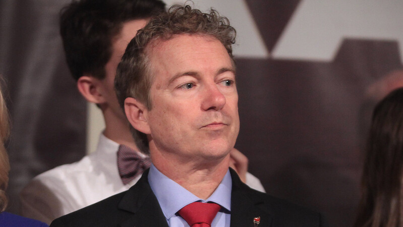 Rand Paul Endorses Biden's September Withdrawal from Afghanistan