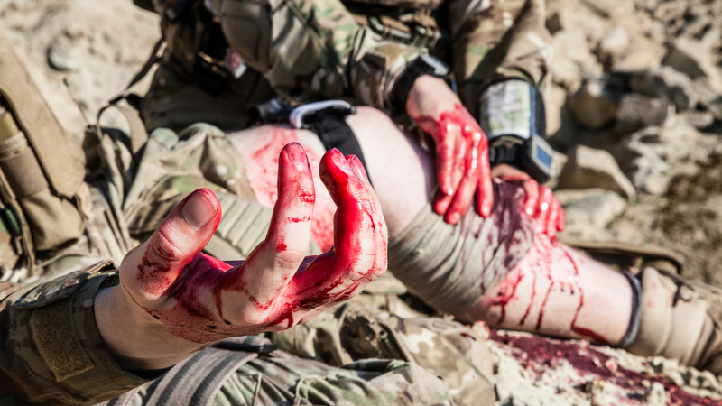 Not One More Drop of Blood for Afghanistan
