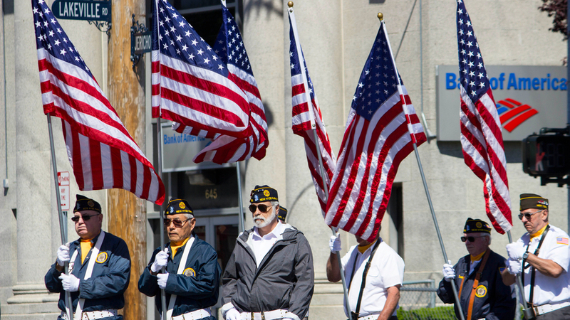 The American Legion Says Bring Our Troops Home