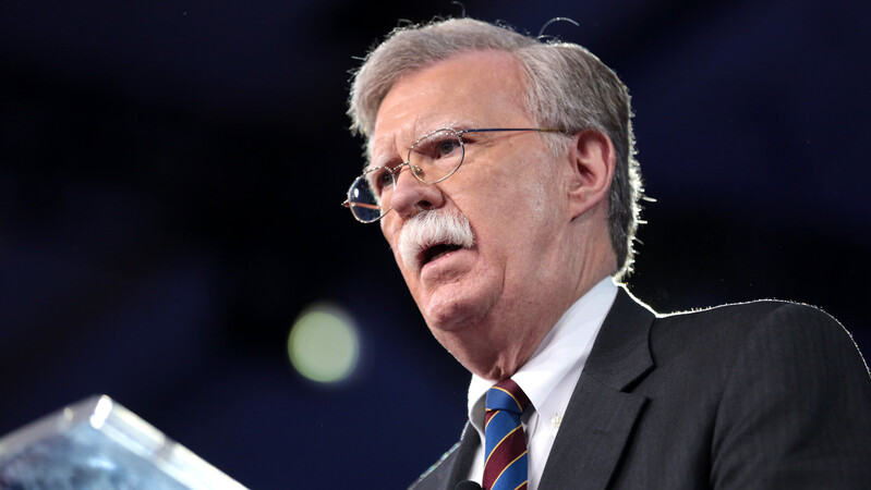 Chickenhawk John Bolton Doesn't Speak for Our Soldiers