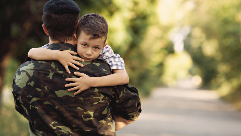 The Costs of Endless War on Military Families