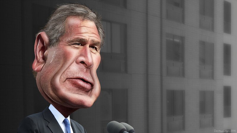 George Bush's Damnable Lies About the War in Afghanistan