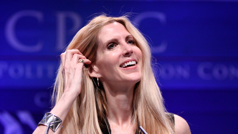 Ann Coulter: We're Not the World's Policeman