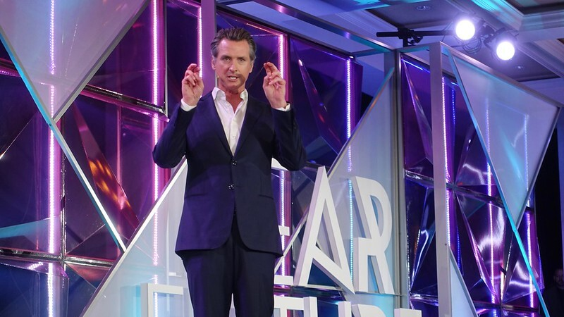 YouTube slaps 'offensive' content warning on '100 reasons to recall Gavin Newsom' video shared by Larry Elder