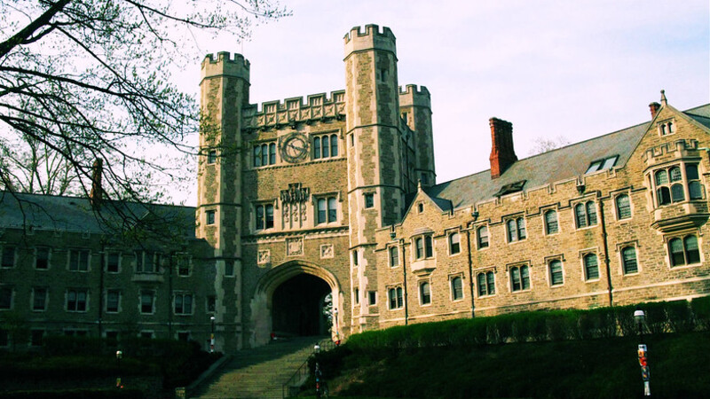 Cancel culture backfires as thousands of students sign up for professor's Princeton lecture