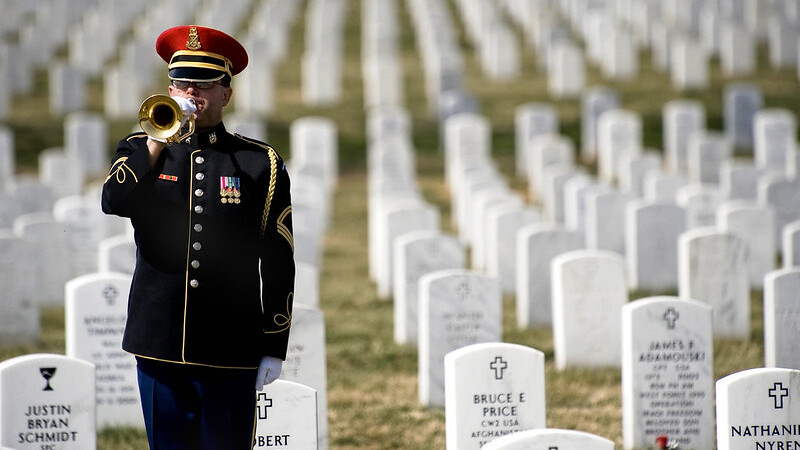 Honoring the fallen: Their war was our war, their sacrifices were ours and it was not a waste