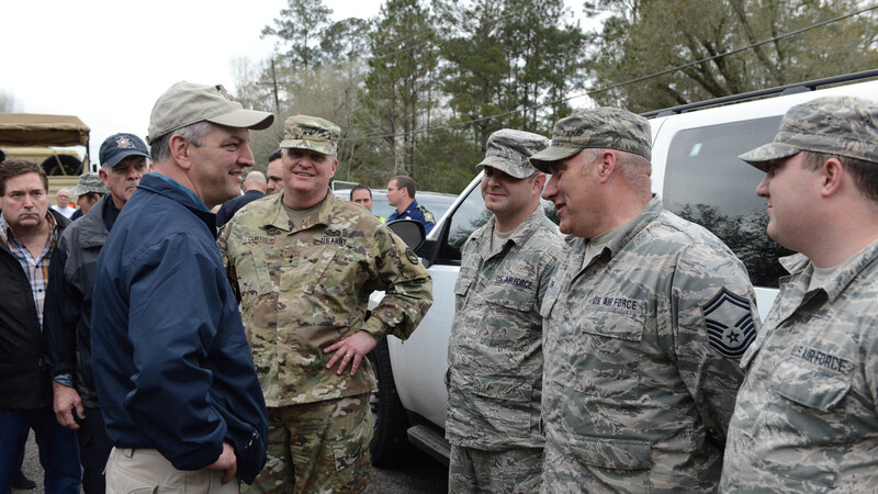 New Normal? How the Guard Is Fighting Worsening Natural Disasters Amid Deployments