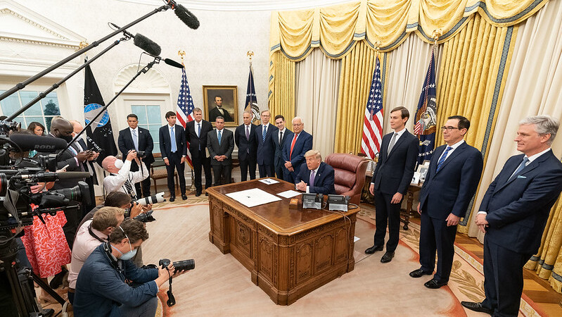 What Corporate Media Won't Tell You About Trump's Historic Middle East Peace Deal