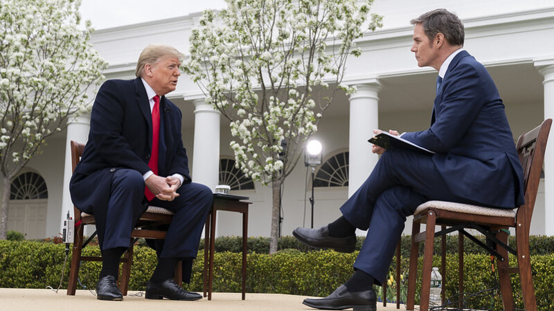 President Trump Promotes Second Term Agenda in Fox Interview and List of 50 Policy Goals Released by Campaign