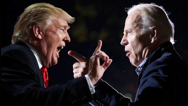 Trump, Biden funnel ad dollars into key battlegrounds in final stretch