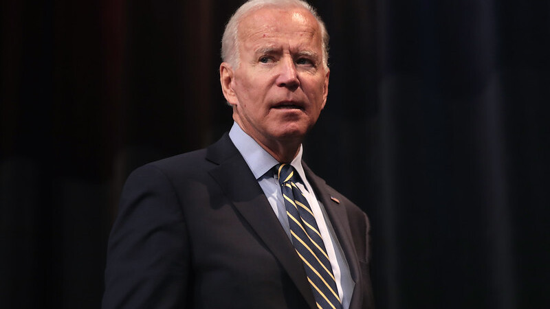 Biden calls himself Harris' running mate during campaign event in Atlanta