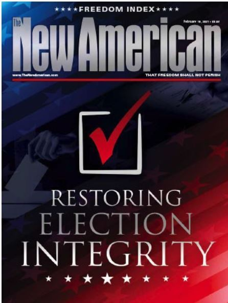 Restoring Election Integrity