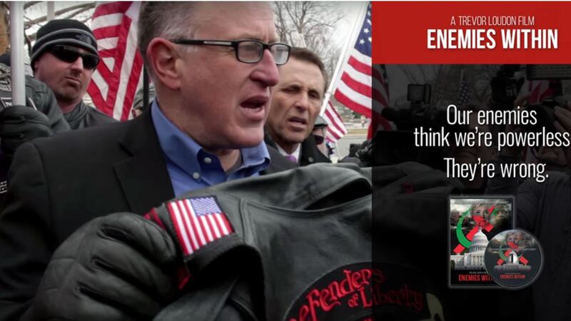 TREVOR LOUDON'S THE ENEMIES WITHIN