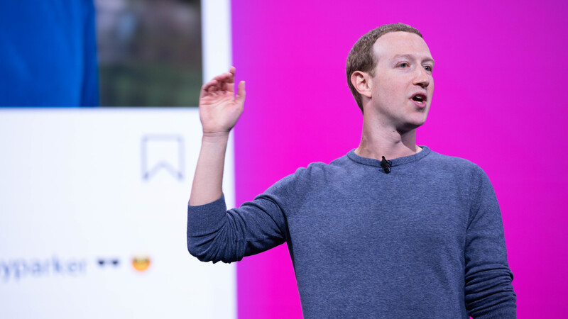 Zuckerberg urged transparency in politics, but his election group's spending remains shrouded