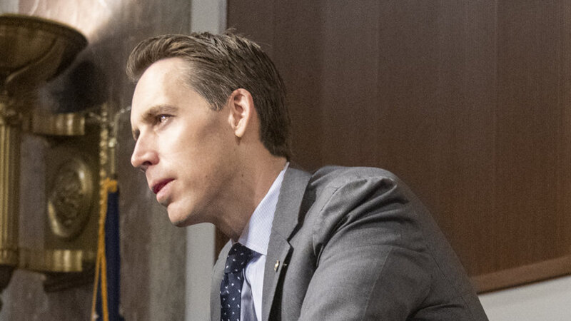 Josh Hawley Claims He Has Evidence of Coordinated Censorship by Google, Facebook, Twitter