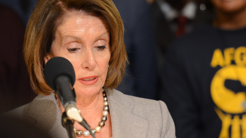 Pelosi: There will be new IRS bank reporting requirements but $600 amount negotiable