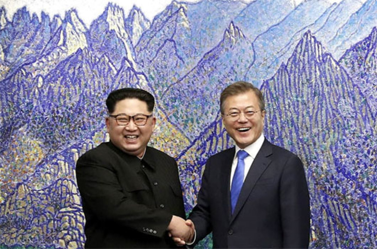 Kim Jong-Un rains on Seoul leader's peace parade