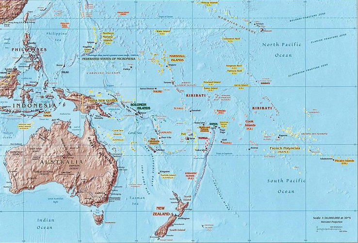 Rand: China eyes Pacific Islands as 'power-projection superhighway'