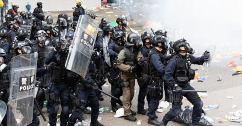 Fear in Taipei: Violent suppression in Hong Kong could precipitate Chinese attack