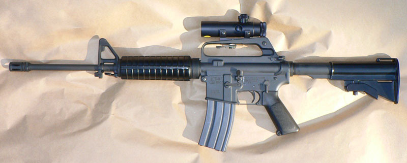Homeowner kills 4 a.m. intruders with bedside AR-15