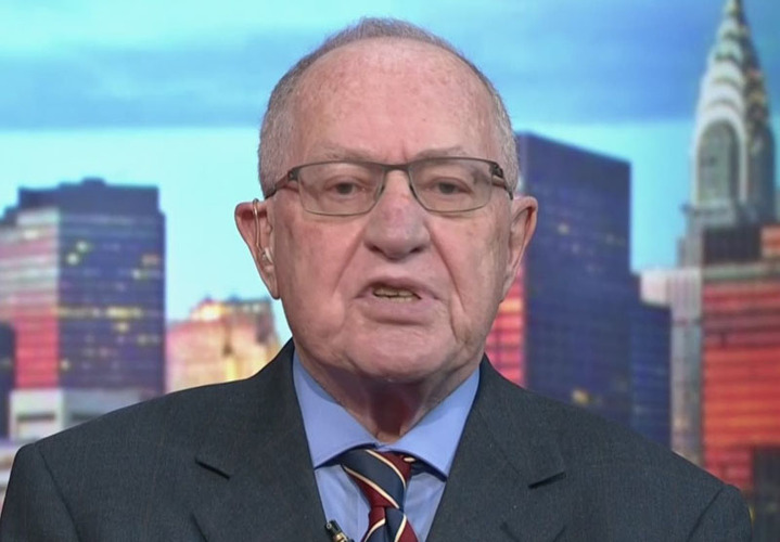 Dershowitz: Today's leftists as 'dangerous' as Stalinists