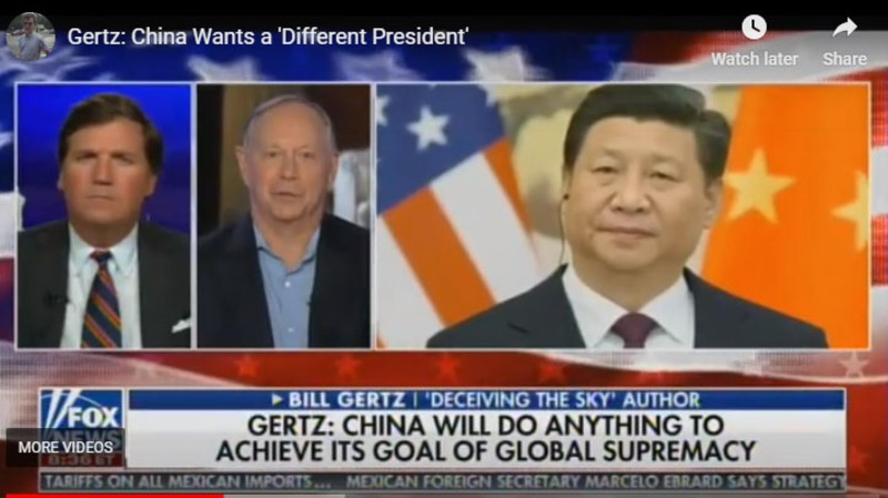 Bill Gertz indicts past China policy: 'We are in real trouble'