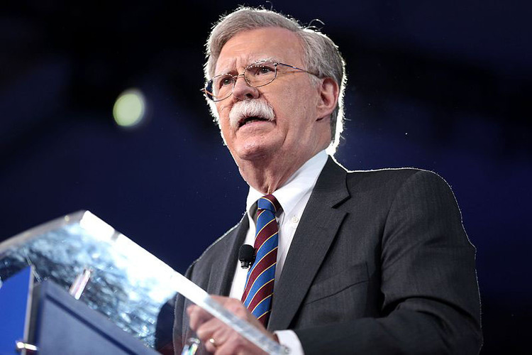 It was 'only a matter of time': John Bolton exits