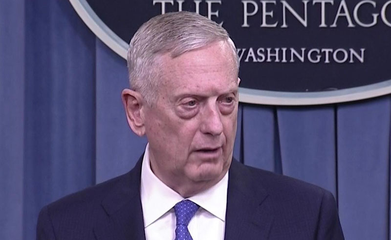 Mattis: Compared to ISIS, Iran 'by far the more deadly threat'