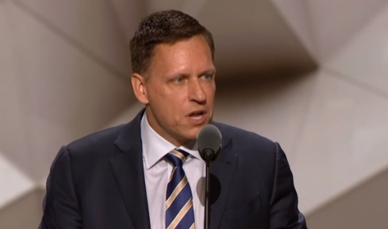 Women at Thiel's firm hit Silicon Valley blacklisting