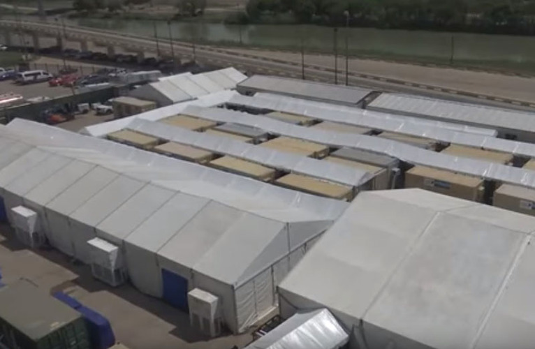 Immigration tent court sends 42,000 back to Mexico